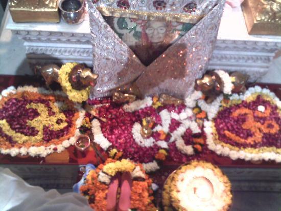 Mandir Mata Lal Devi: jai mata di