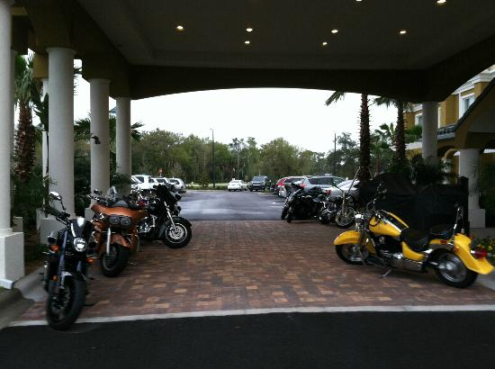 Country Inn & Suites By Carlson, Port Orange-Daytona : Country Inn & Suites Port Orange/Daytona Bike Week 2012
