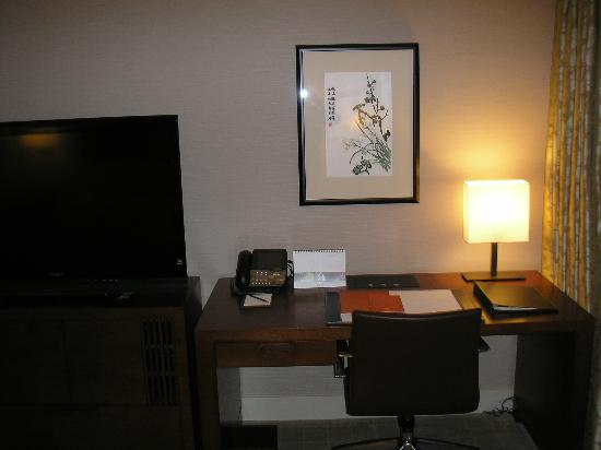 Shangri-La Hotel, Vancouver: Zimmer