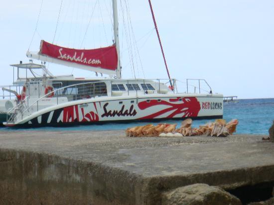 Sandals Ochi Beach Resort: Sandals Grande Riviera Beach & Villa Golf Resort     Ocho Rios, Ocho Rios, Jamaica