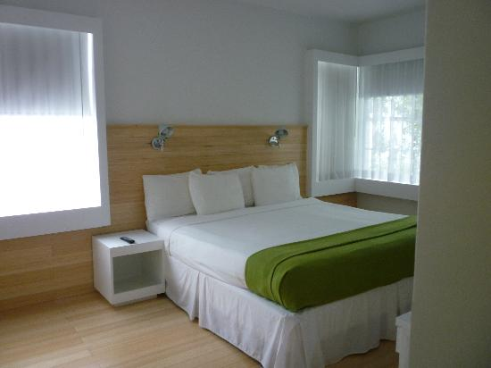 Greenview Hotel : habitacion