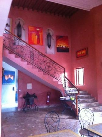 Le Relais de Marrakech : salon