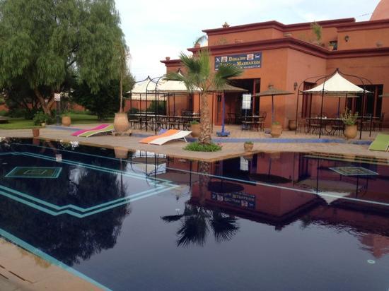 Le Relais de Marrakech : garden