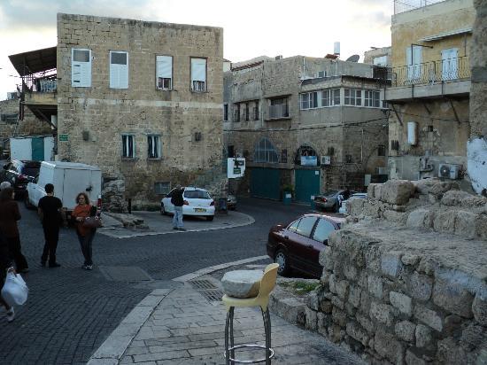 Akko Old Town: Ciudad vieja