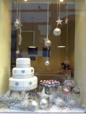 Mimi Cupcakes: Navidad2012
