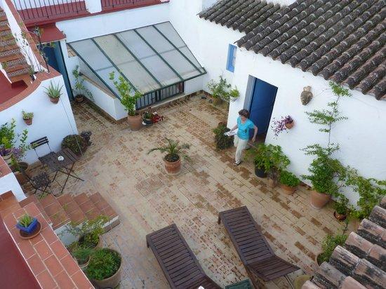 Casa Campana: terras