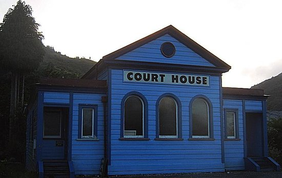 Wilsons Hotel: Court House building