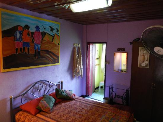 Diva Guesthouse : room nr.1