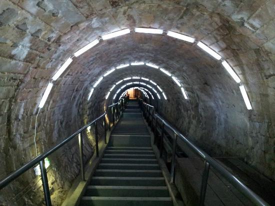 Turda Salt Mine: Entrada a la salina