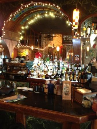 Kaminsky's Most Excellent Cafe : the bar
