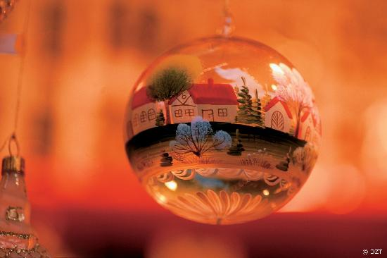 Duitsland: Christmas tree ball