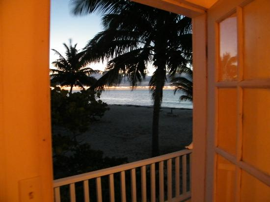North Beach Island: Evening