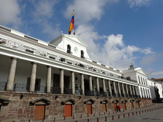 Palacio de Gobierno (Κυβερνητικό Μέγαρο)