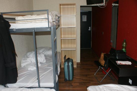 Hotel Meininger Koln Bewertung
