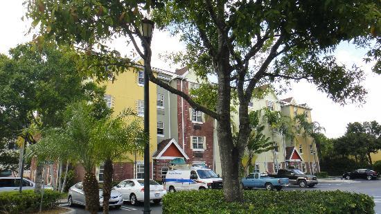TownePlace Suites Miami Airport West/Doral Area: Edificios de habitaciones