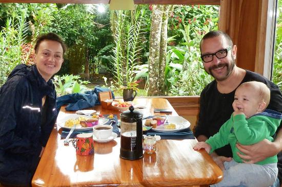 B&B Hotel Sueno Celeste: Estupendo desayuno