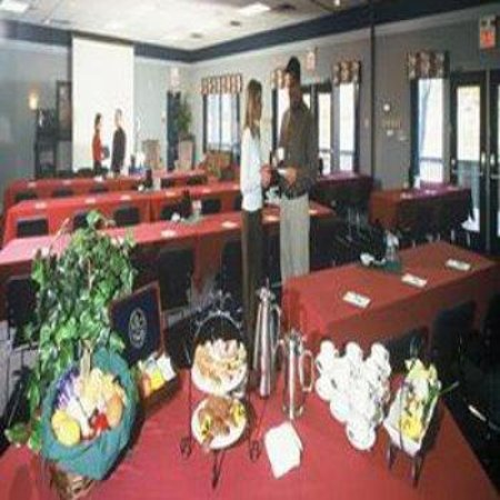 Bayview-Wildwood Restaurant: Cedar Meeting Room