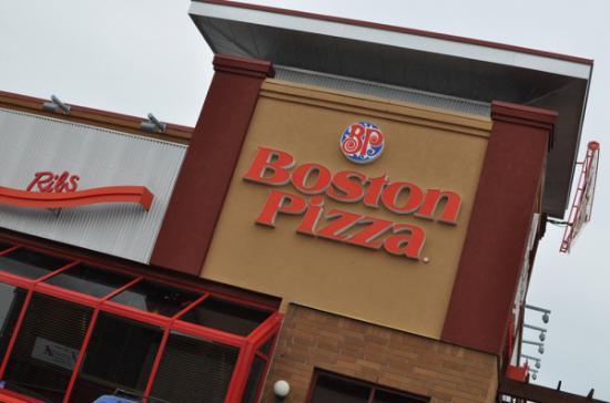 Boston Pizza Red Deer South