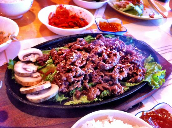 Best korean food in calgary review of bow bulgogi house for Authentic korean cuisine