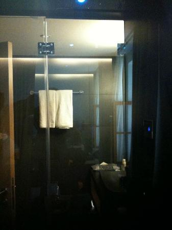 Dome Hotel & SPA - Relais & Chateaux: Doccia