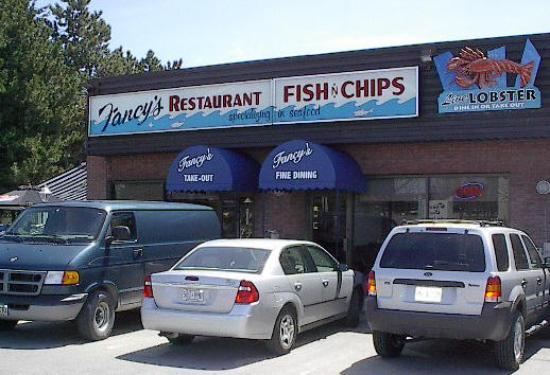 Fancy's Fish & Chips & Seafood