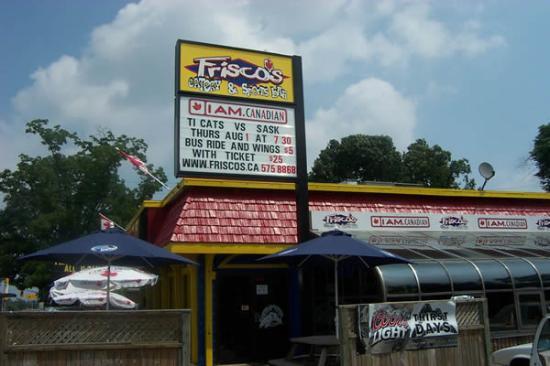 Frisco's
