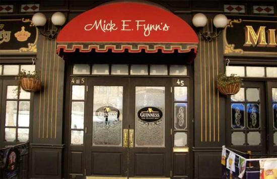 Mick e Fynn's