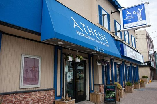 Athens Restaurant Co