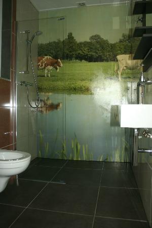 Apartments Huis ter Lucht: Bathroom apartment