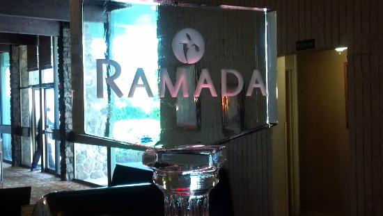 Ramada at Spokane Airport: Summer 2012 Poolside Reception with Indoor Buffet