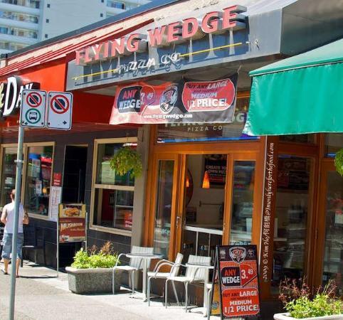 Foto de Flying Wedge Pizza Company