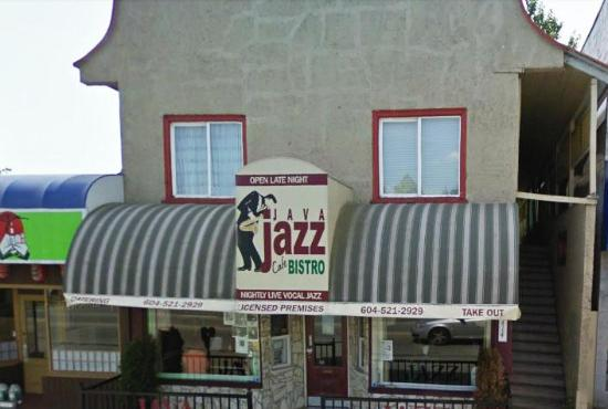 Java Jazz Cafe & Bistro