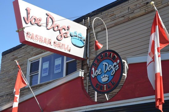 Joe Dog's Gasbar Grill