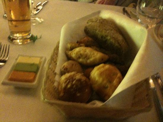 Restaurant Desiderata: Pane