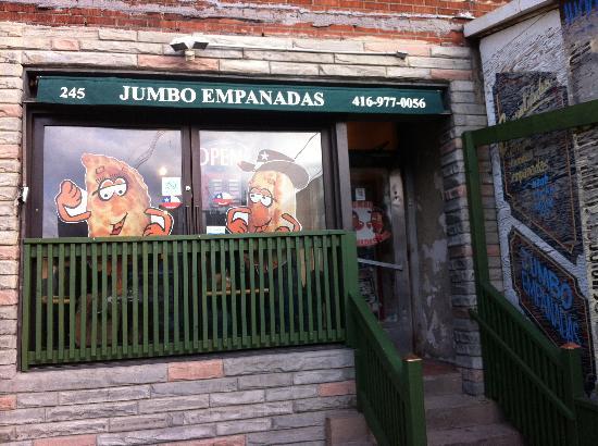 Jumbo Empanadas Photo