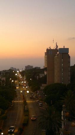 Dan Panorama Haifa: Nice view