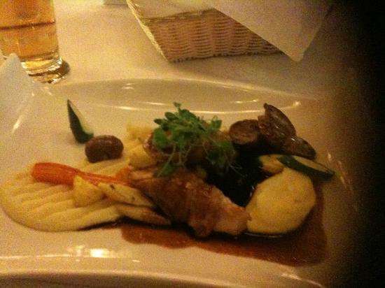 Restaurant Desiderata: Secondo