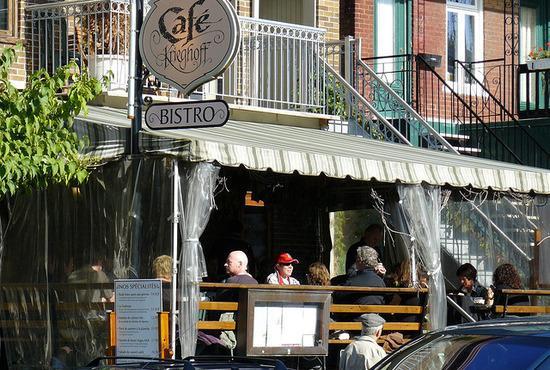 Le Cafe Krieghoff