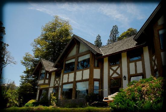 Naranjo en Flor Hosteria y Restaurant: vistas habitaciones