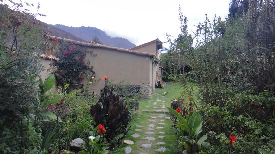 El Albergue Ollantaytambo: Vista