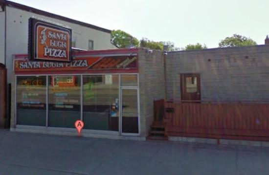 Santa Lucia Pizza Winnipeg