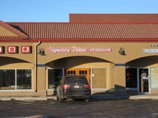 Signature palace calgary southwest calgary restaurant for About u salon calgary