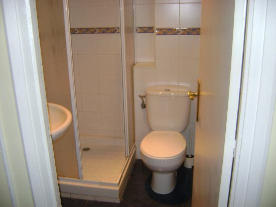 Bolina: nice clean en suite