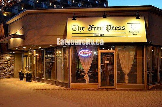 The Free Press Bistro