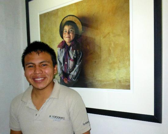 El Fotografo: Gaspar...now and then!