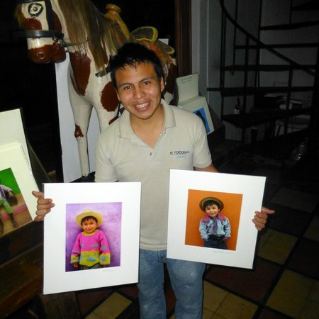 El Fotografo: Gaspar and his other photos by Jon Kaplan where Gaspar was the subject!