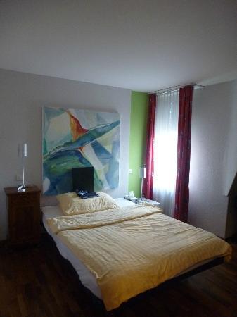 Hotel Waldstätterhof: Room 518