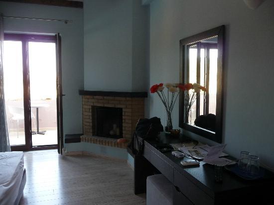 Hotel Perivoli: bedroom