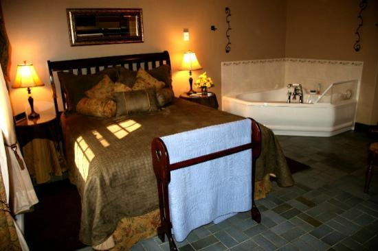 Hampton Bed & Breakfast : Amber Room