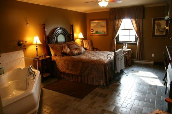 Hampton Bed & Breakfast : Paisley Room